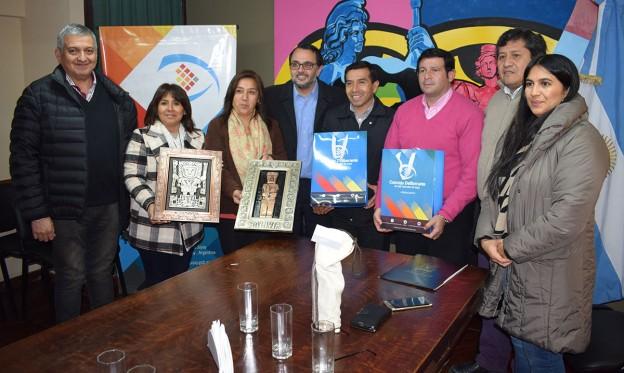 Visita Concejal de Bolivia2