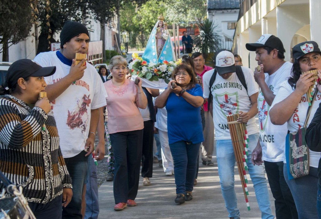 Visita Virgen de Río Blanco