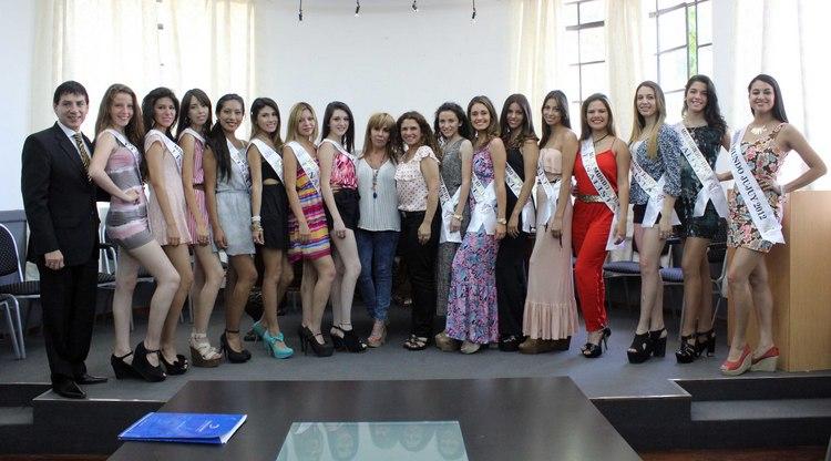 Visita candidatas miss mundo Jujuy