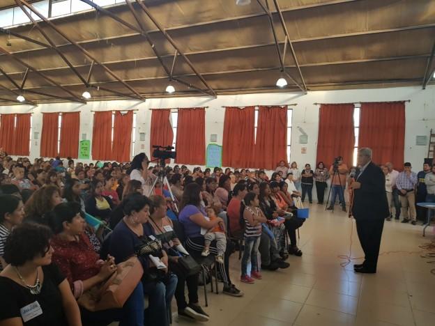 1º Congreso Provincial de Mujeres de Primero Jujuy