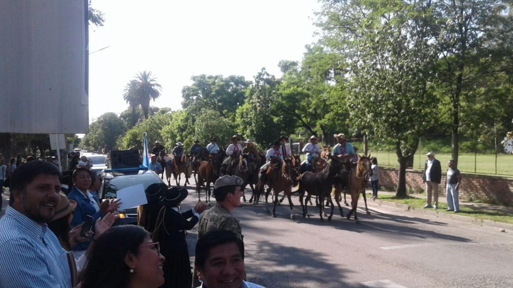 XXX Edición MARCHA EVOCATIVA Y PATRIÓTICA A CABALLO DE LA PCIA DE JUJUY GRAL MANUEL EDUARDO ARIAS (5)