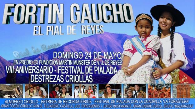 VIII ANIVERSARIO DEL FORTIN GAUCHO EL PIAL DE REYES