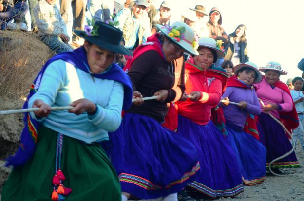 artesanas de la localidad de San Ana – ganadoras históricas del concurso de cinchada