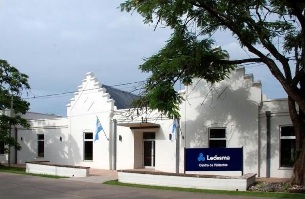 centro de visitantes de ledesma