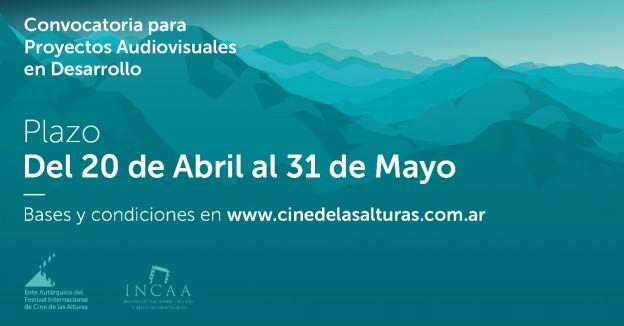 desarrollo de proyectos Cine de las alturas