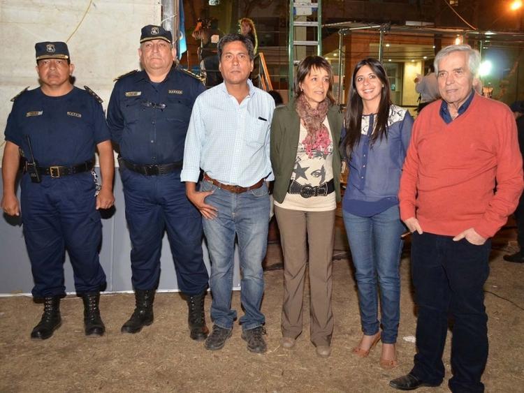 AMPLIOS OPERATIVOS PREVENTIVOS EN LOS DESFILES DE CARROZAS