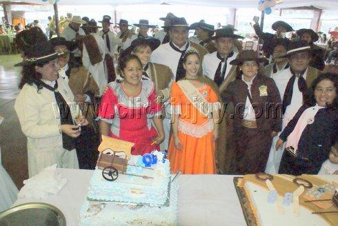 Aniversario Asociación Gaucha jujeña