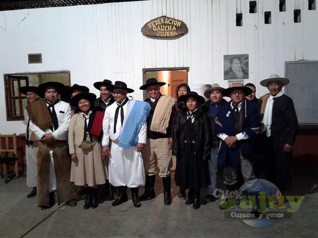 eleciones en Federacion Gaucha Jujeña Lista Blanca