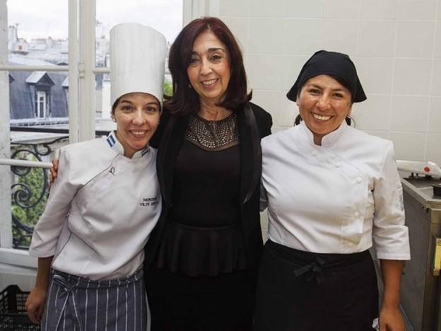 en-el-marco-se-la-semana-de-jujuy-en-paris-las-chefs-jujenas-mercedes-vilte-arraya-y-amankay-gaspar-presentaron-sus-mejores-recetas-en-franc