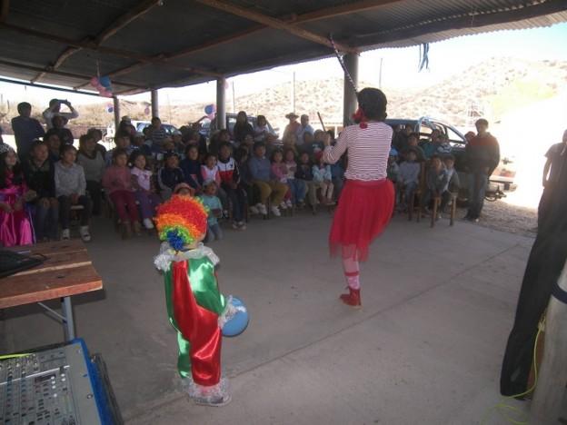 festival infantil chorrillos