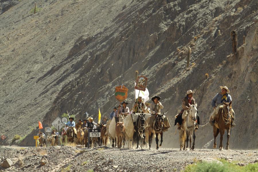 XX Marcha Patriótica y Evocativa a caballo Jujuy – Humahuaca