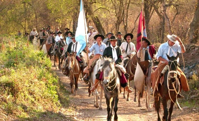 11ª MARCHA PATRIÓTICA POR EL CAMINO REAL