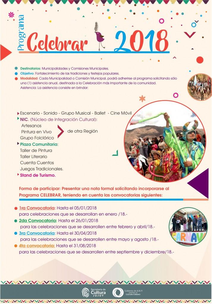 programa celebrar
