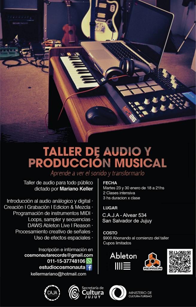taller de audio y produccion musical_ mariano keller