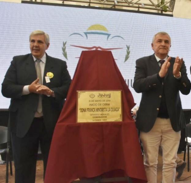 thumbnail_Vicegobernador Carlos Haquim – Gobernador Gerardo Morales