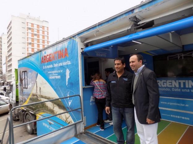 El tráiler promocional con premios y propuestas turísticas de Argentina