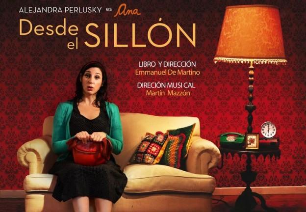 """""""DESDE EL SILLON"""""""