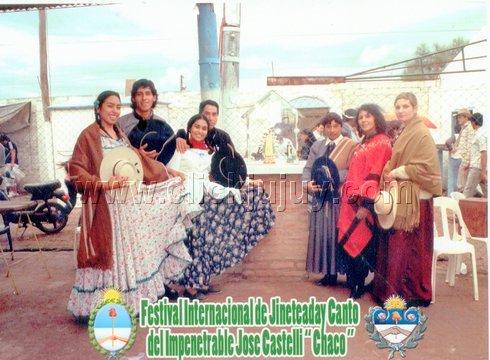 """19º Festival Internacional de Jineteada y Canto del Impenetrable"""